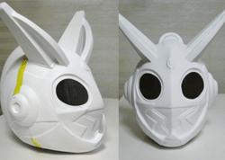 frp製ヒーローマスク
